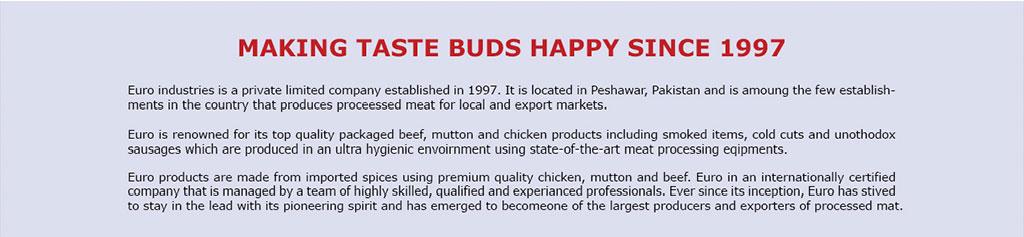 Euro Foods Pakistan